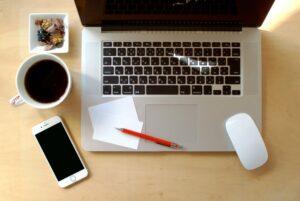 ホームページ制作環境